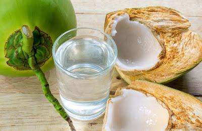 Manfaat Air Kelapa Muda Bagi Tubuh Manusia