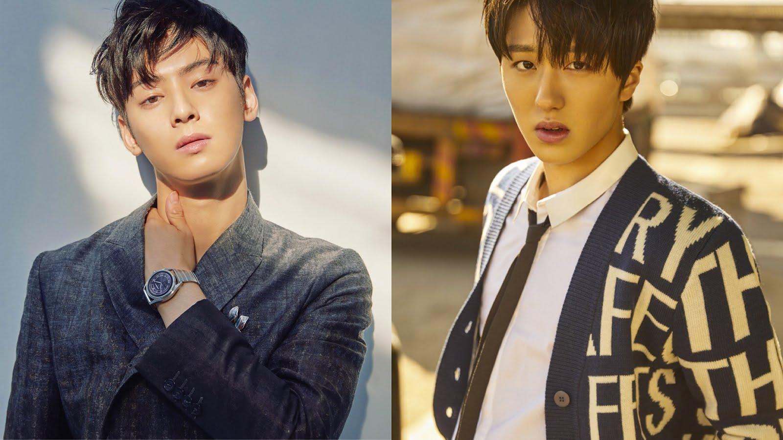 Cha Eun Woo and Chan Hee to appear on 'Baek Jong Won's Alley