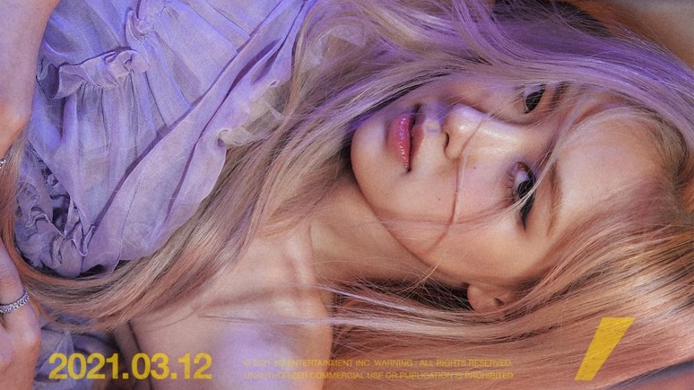 BLACKPINK's Rosé Releases Teaser and Announces Solo Debut Schedule!