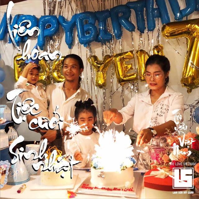 Liên hoan, tiệc cưới, sinh nhật
