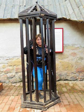Narzędzia tortur Zamek Kamieniec-Odrzykoń