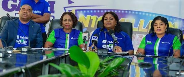 Fidelity Bank Launches GAIM Season 4