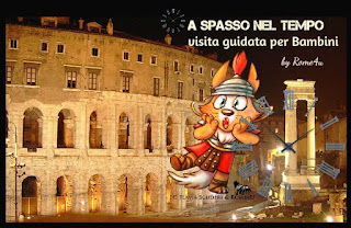 A Spasso nel Tempo con i vostri bambini - Visita guidata per famiglie con bambini alla scoperta della Roma Augustea e non solo!