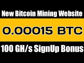 New Free Bitcoin Mining Website 2020  Earn 0.00015 BTC Without Investment