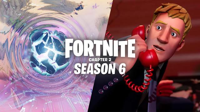 Fortnite Season 6 release date and theme