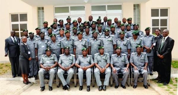 Service des douanes du Nigéria Questions et réponses antérieures