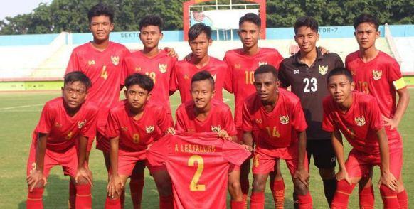 Daftar Pemain Timnas Indonesia U-16