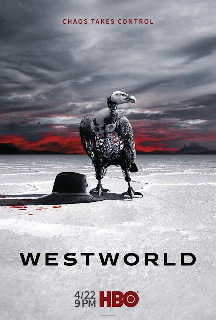 L'Agenda Mensuel - Avril 2018 Séries TV Westworld