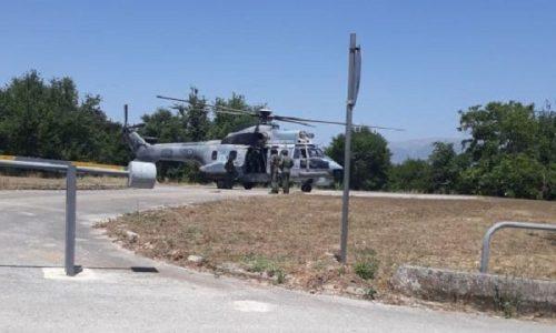 Στο Πανεπιστημιακό Νοσοκομείο Ιωαννίνων μεταφέρθηκε με το ελικόπτερο του Ελληνικού Στρατού ο 77χρονος που τραυματίστηκε σε ορεινή και δύσβατη περιοχή στη Φροσύνη Σουλίου.