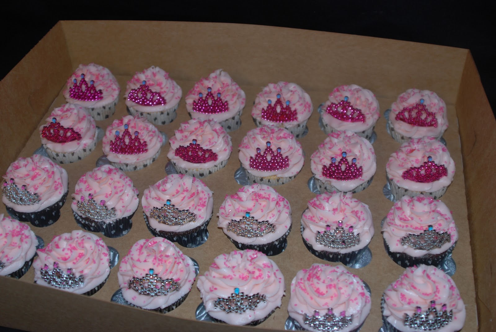 Princess Cupcake Cake Ideas 46042