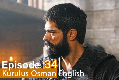 episode 34 from Kurulus Osman