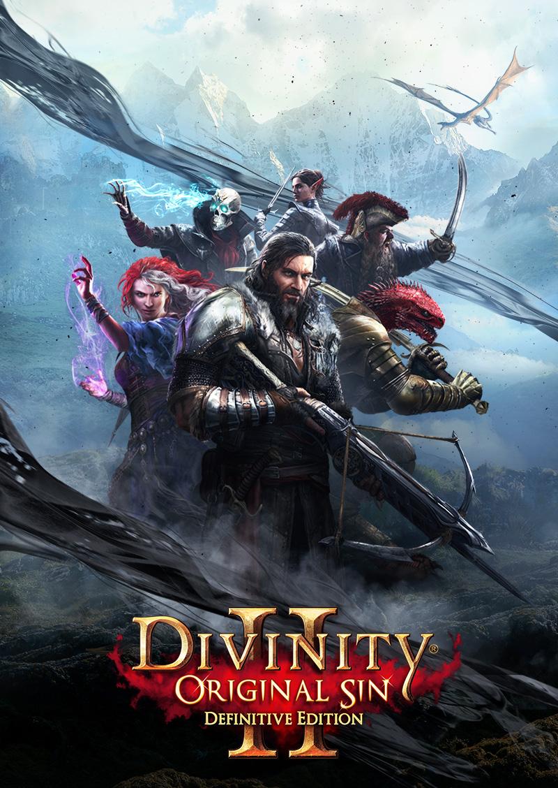 Divinity Original Sin 2 Torrent Definitive Edition (PC)