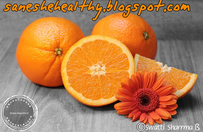 Health Benefits Of Oranges.