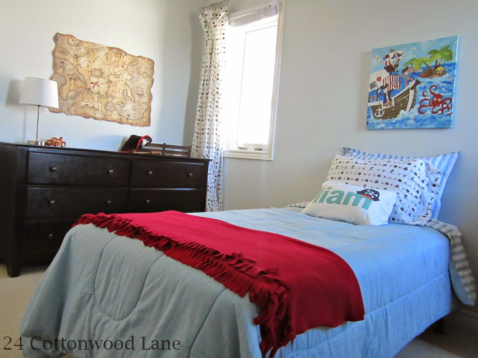 Pirate Bedroom Accessories Boys Pirate Bedroom Cottonwood Lane Designs