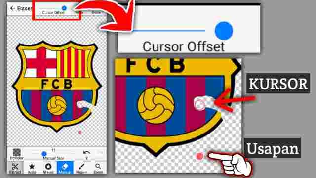 Cara Menggunakan Aplikasi Background Eraser