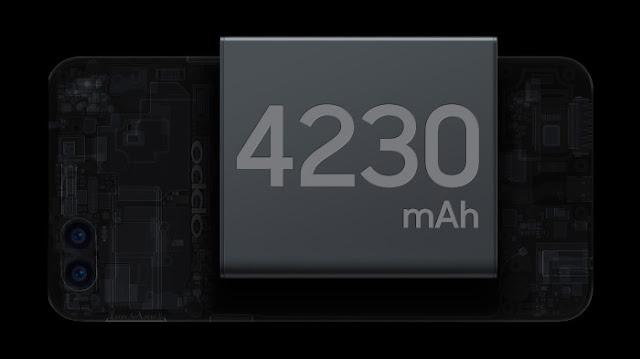 Baterai Oppo A3S