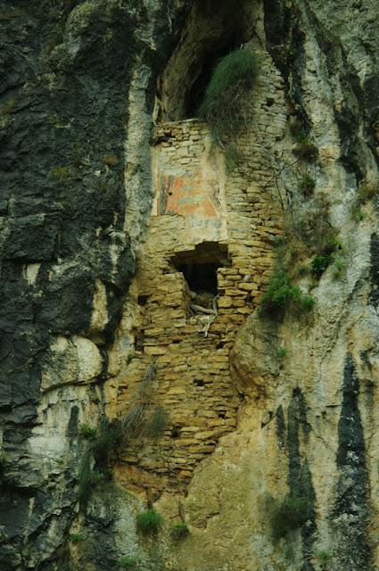 Ασκηταριά - μνημεία θρησκευτικού ενδιαφέροντος στη Θεσπρωτία