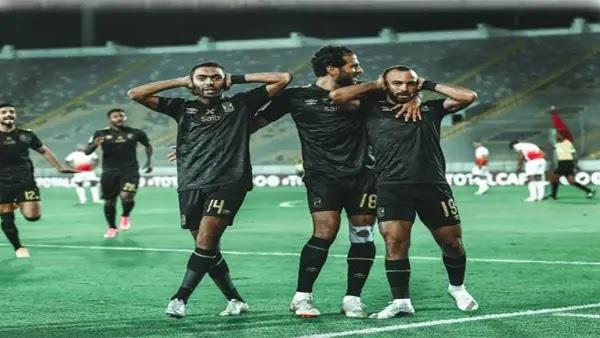 التشكيل  لمباراة   النادي الاهلي والوداد المغربي