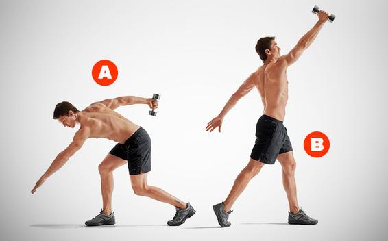 Full Body Dumbbell Workouts