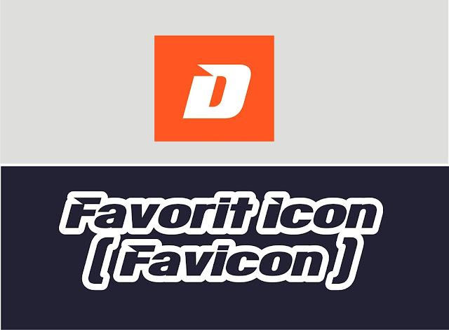 cara membuat favicon blogger  sendiri