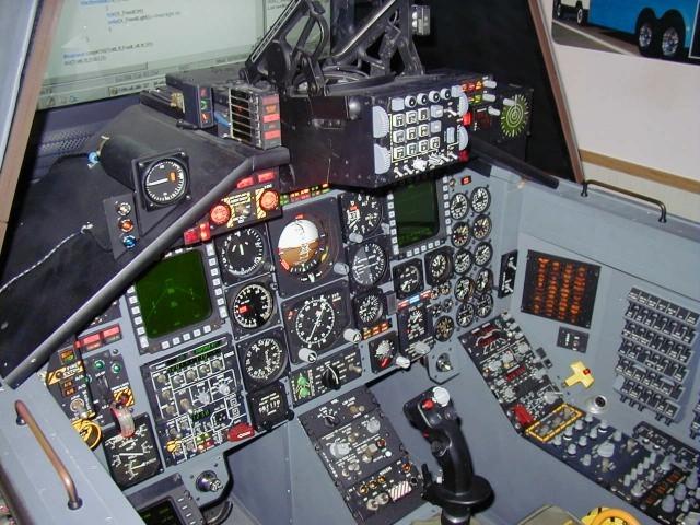 Jet Fighter Cockpit Pictures 7