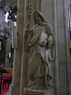 statue Saint-Saens Saint Sidoine Seine Maritime 76680