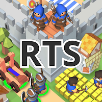 RTS Siege Up! – Medieval Warfare Strategy Offline apk mod
