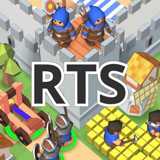 RTS Siege Up! v1.0.250 Apk Mod [Desbloqueado]