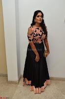 Sowmya Venugopal in Anarkali Dress at Kalamandir Foundation 7th anniversary Celebrations ~  Actress Galleries 045.JPG