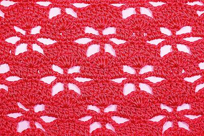 6 - Crochet IMAGEN Puntada a crochet especial para mantas y cobijas por MAJOVEL CROCHET