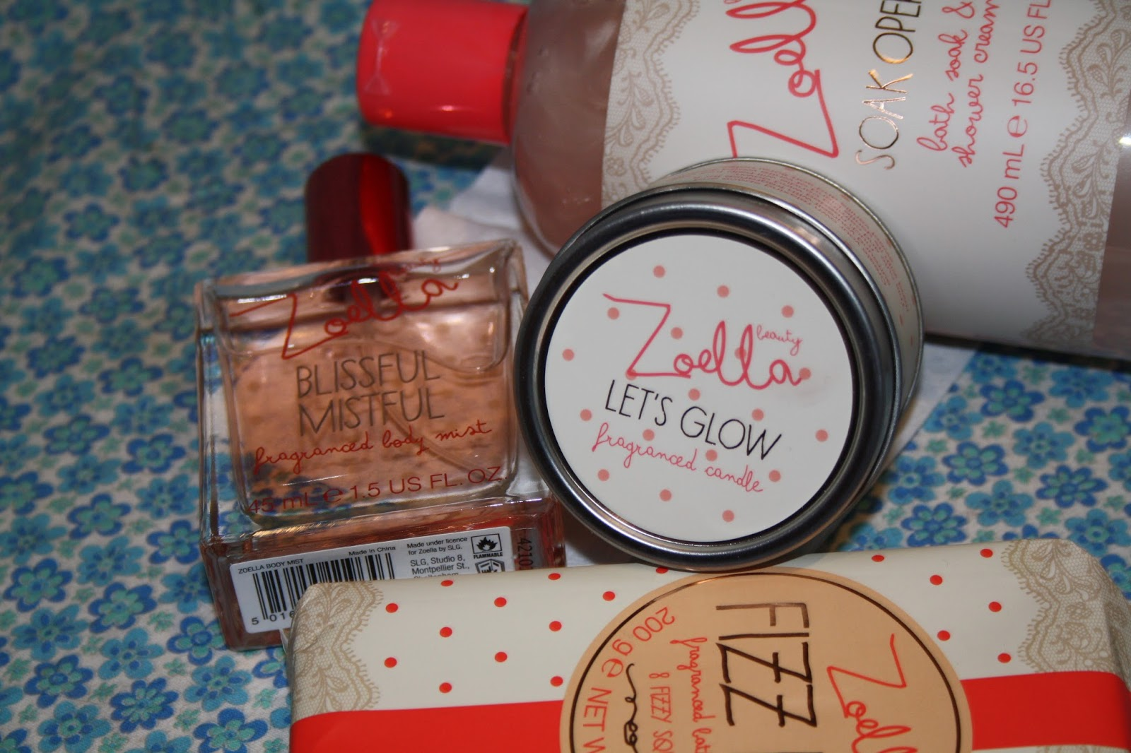 #ZoellaBeauty