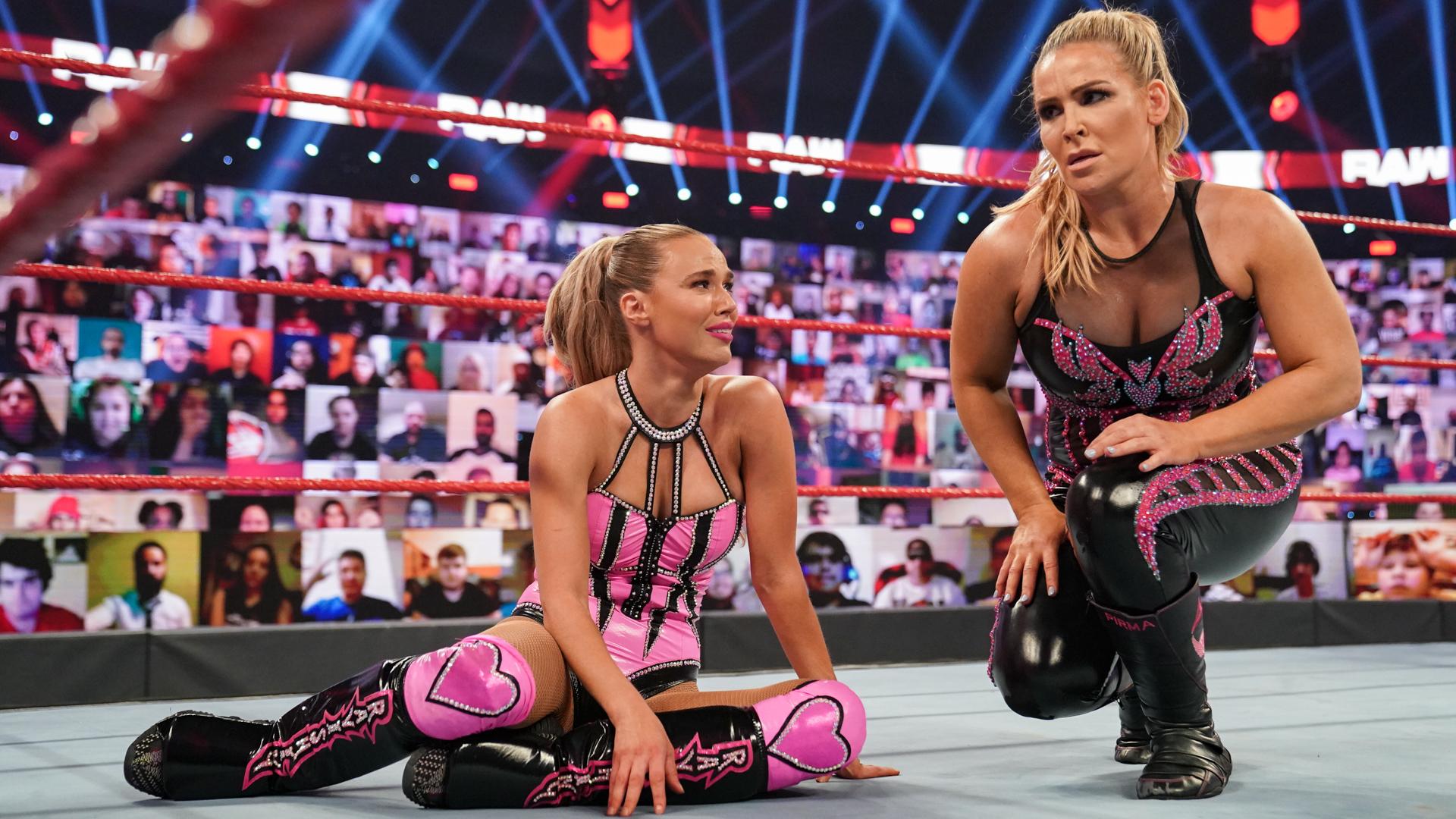 Dupla de Lana e Natalya chega ao fim