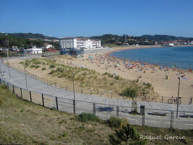 Playa de Gorliz (Bizkaia)