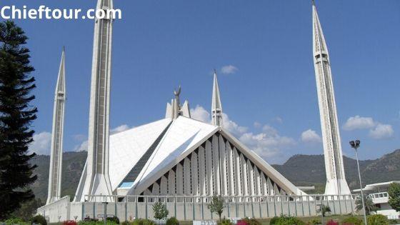 Islamabad the Capital city of Pakistan: