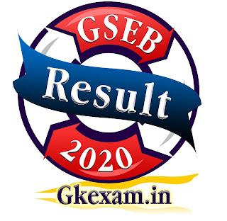 GSEB SSC Result 2020 - GSEB Result 2020