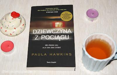"""Książkowa Sobota - """"Dziewczyna z pociągu"""" - Paula Hawkins"""