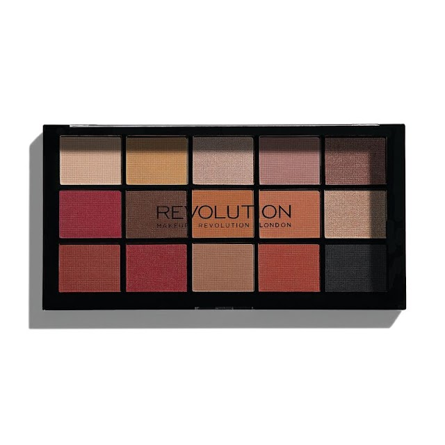 Mini Review: Reloaded Palette Iconic Vitality by Makeup Revolution