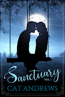 Book cover: Sanctuary Volume 1 by Cat Andrews