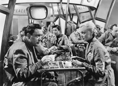 1984 (1956) - Jan Sterling & Edmond O'Brien