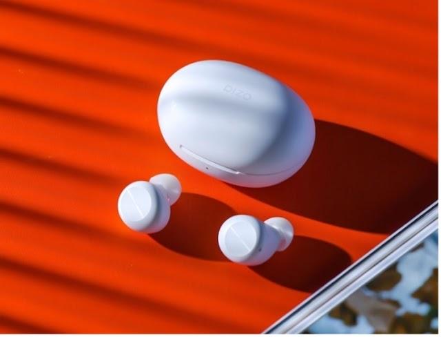 """DIZO บริษัทในกลุ่ม realme TechLife ประกาศเปิดตัว """"Dizo GoPods D"""" หูฟังไร้สาย TWS มาพร้อมเสียงเบสอันทรงพลังสมจริง และแบตเตอร์รี่อายุใช้งานยาวนานเอาใจคอเกมส์"""