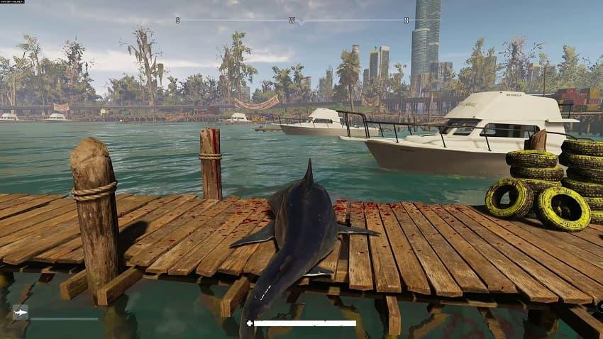 Рецензия на игру Maneater - самый скучный симулятор акулы-убийцы на свете - 01