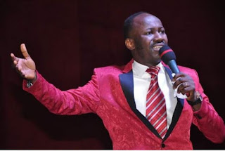 Zambian Government Gives Apostle Johnson Suleiman's Pastor 48hrs To Leave The Country