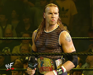 WWE / WWF Survivor Series 2001 - Christian defended the European title against Al Snow