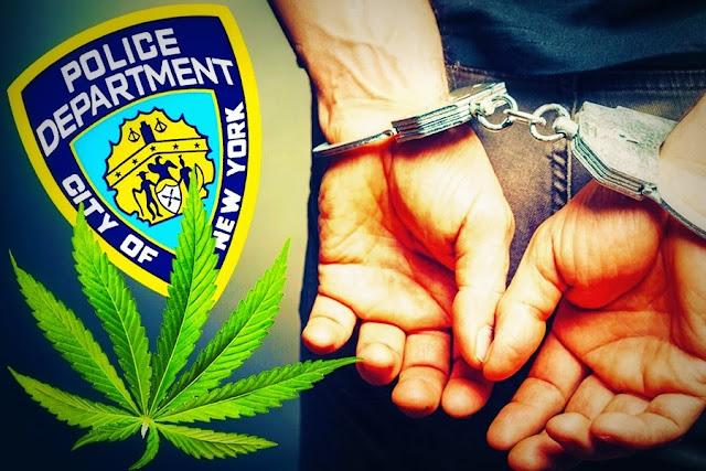 NYPD no arrestará a quien fume marihuana en calles de Nueva York pero se les aplicará multas
