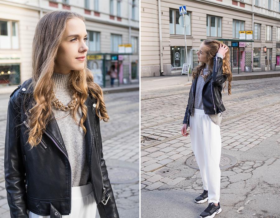 Skandinaavinen katutyyli, muotibloggaaja Helsinki // Scandinavian street style, fashion blogger Helsinki