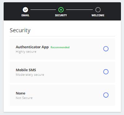 wazirx email account security
