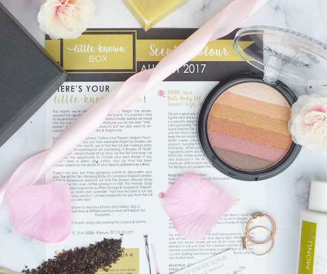 Little Known Box August 2017 Review Lovelaughslipstick Blog