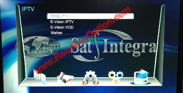 SAT INTEGRAL SP 1219HD SP 1229HD 1506TV 8M NEW SOFTWARE WITH ECAST & YOUTUBE OK