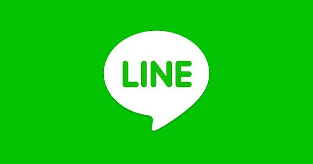 Aplikasi Percakapan Line