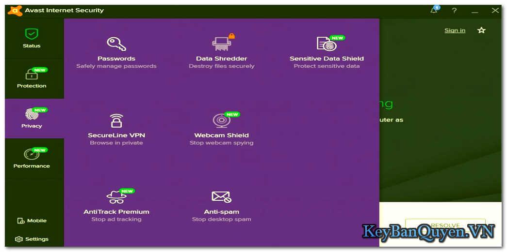 Tải và cài đặt Avast! Internet Security + Premier Antivirus 2019 19.6.2383 Full Key , Phần mềm diệt Virus nhẹ và mạnh .